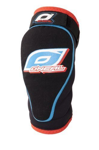 Dirt Elbow Guard RL red/blue