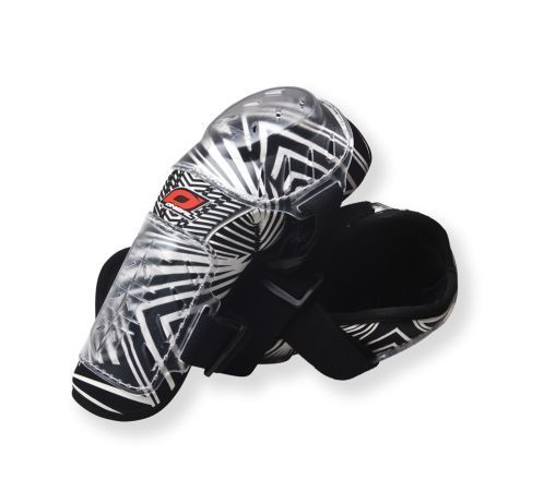 Pro III Elbow Guard black/white