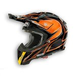 Airoh Aviator 2.1 Linear orange