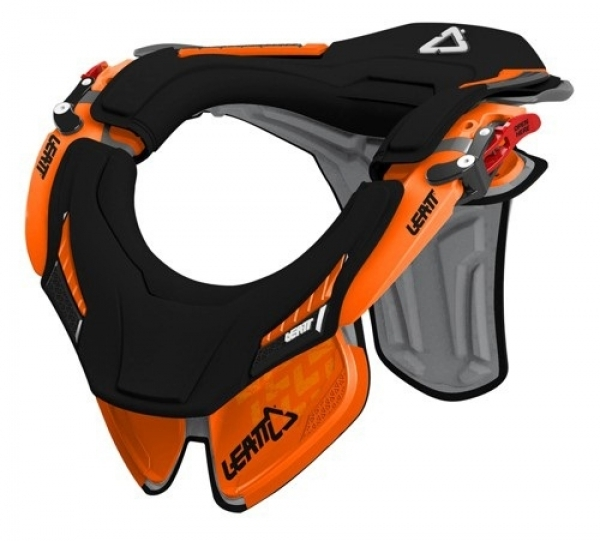 LEATT BRACE 2013-GPX Offroad Race-orange