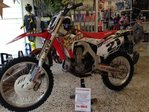 Honda CRF 450 R Bj 2013 Top!!!
