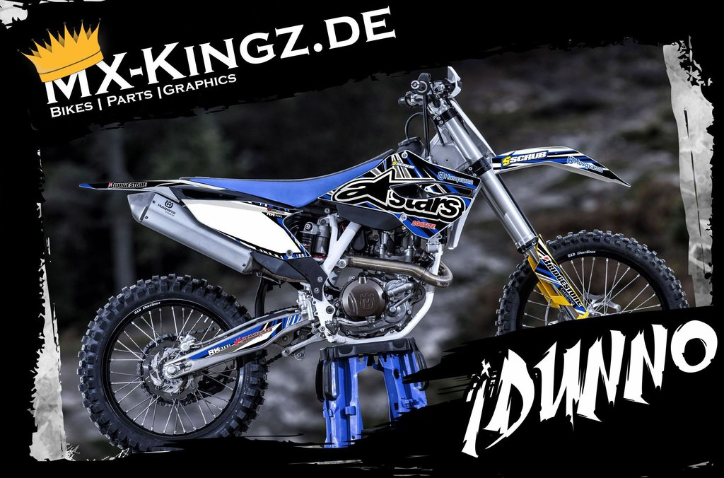 huqvarna dekor im design idunno mx kingz motocross shop. Black Bedroom Furniture Sets. Home Design Ideas