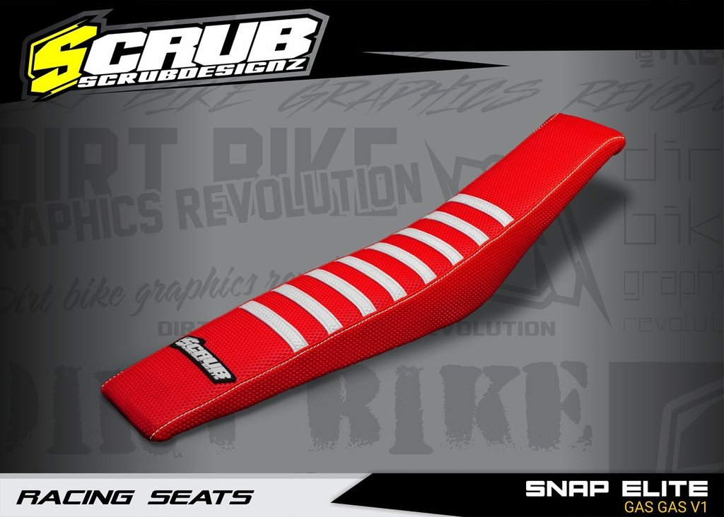 SNAP ELITE GAS GAS V1 - SEAT COVER
