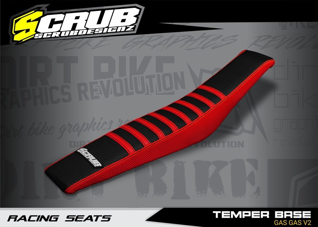 TEMPER BASE GAS GAS V2 - SEAT COVER