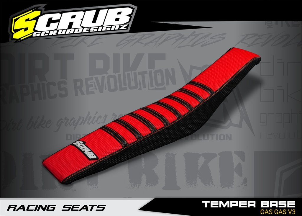 TEMPER BASE GAS GAS V3 - SEAT COVER