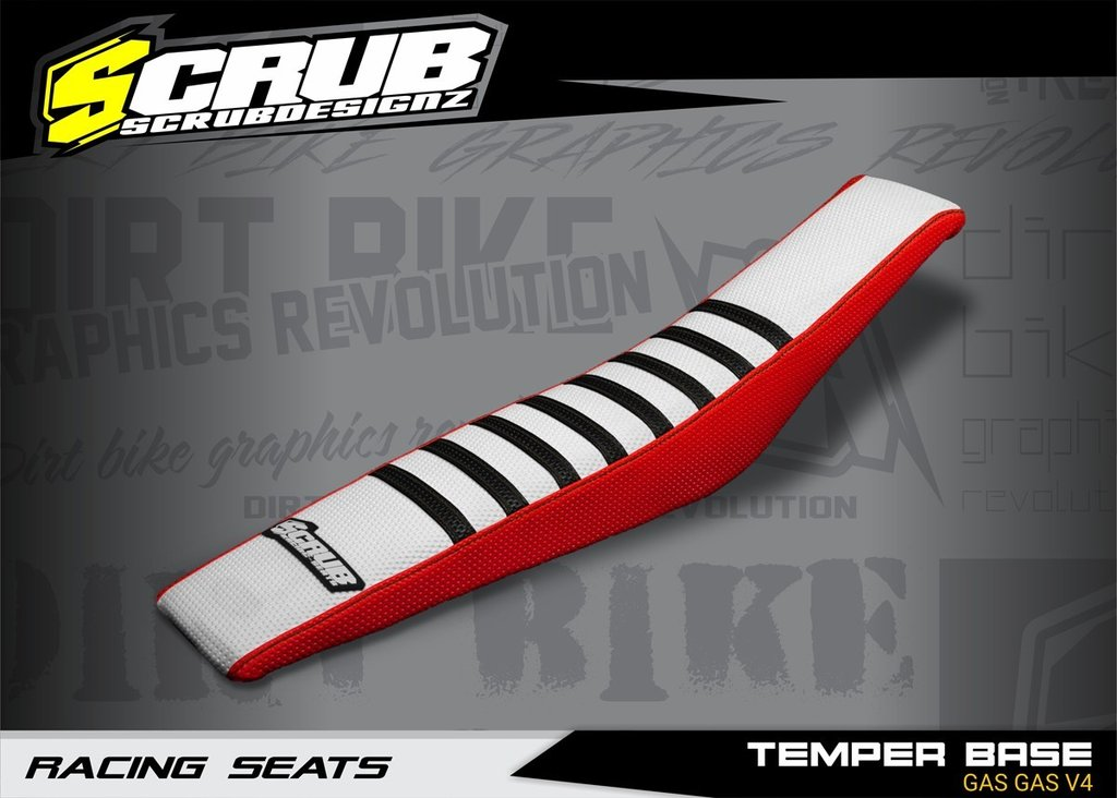 TEMPER BASE GAS GAS V4 - SEAT COVER