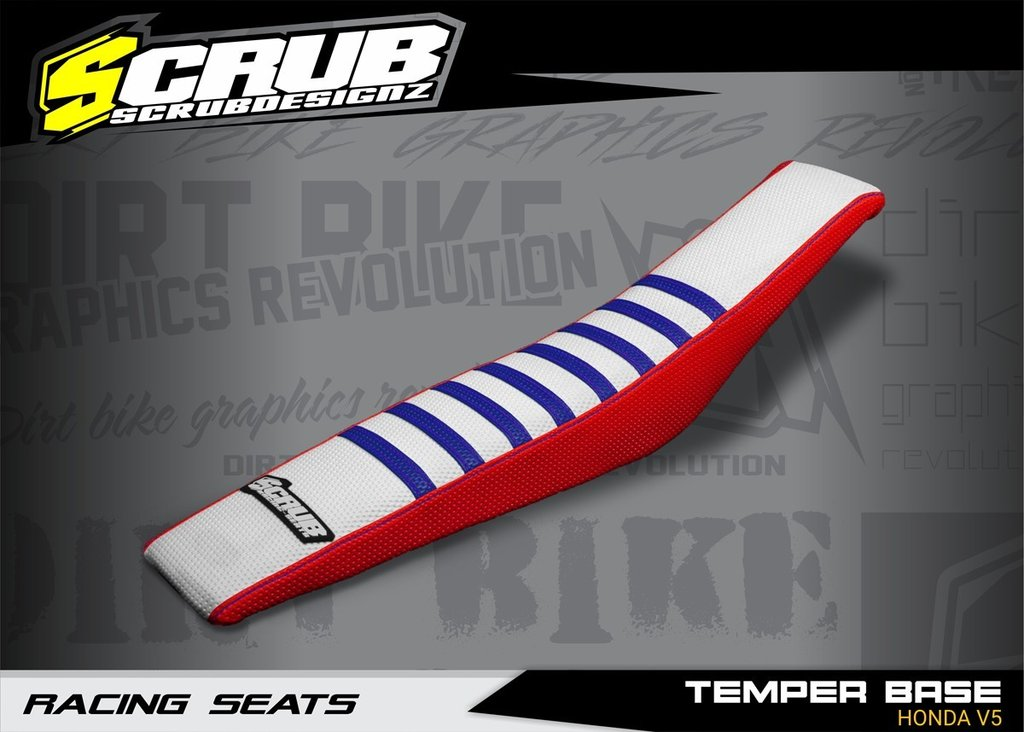 TEMPER BASE HONDA V5 - SEAT COVER