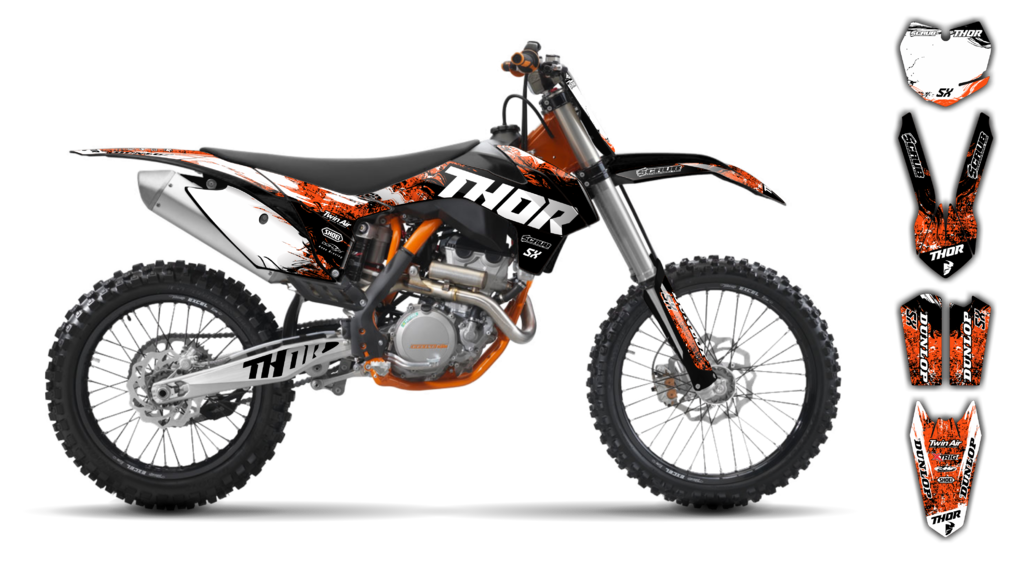 mx kingz bikes parts graphics. Black Bedroom Furniture Sets. Home Design Ideas
