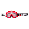 O`Neal B-10 Goggle TWOFACE red - clear