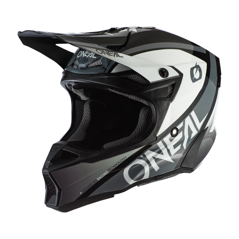 O`Neal 10SRS Hyperlite Helmet CORE black/gray