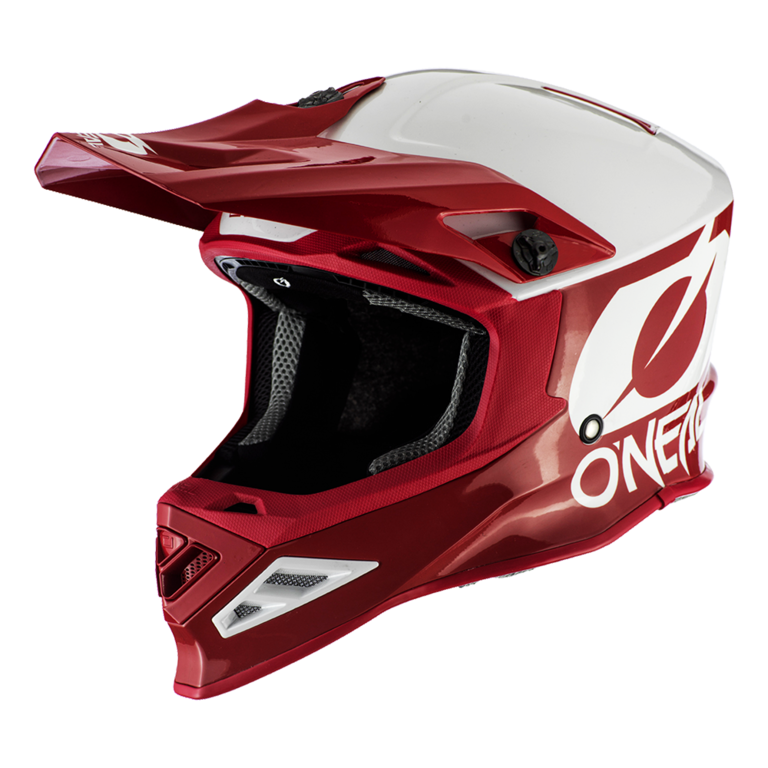 O`Neal 8SRS Helmet 2T red