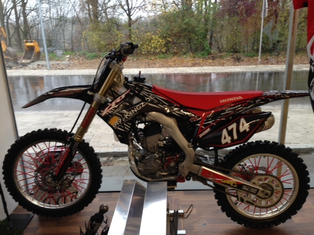 Honda CRF mx-kingz laden